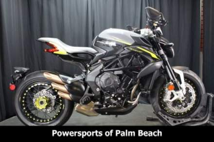 2019 MV Agusta Dragster 800 RR Gray for sale photo