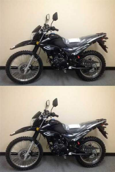 2019 Other Makes Enduro HAWK 250CC ( Free shipping to your door) Black for sale photo