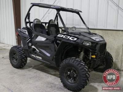 2019 Polaris RZR S 900 EPS Black for sale craigslist photo