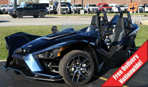 2019 Polaris Slingshot SL -- for sale craigslist photo