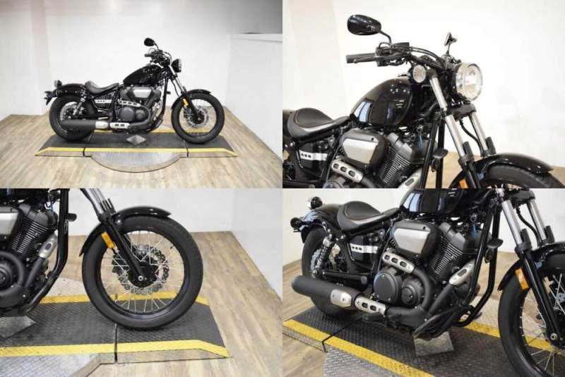 2019 Yamaha Bolt Raven for sale craigslist photo