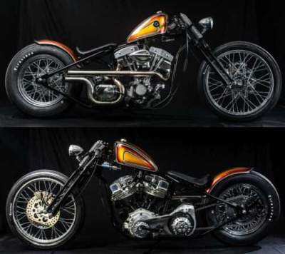 2020 Custom Built Motorcycles Bobber  for sale craigslist photo