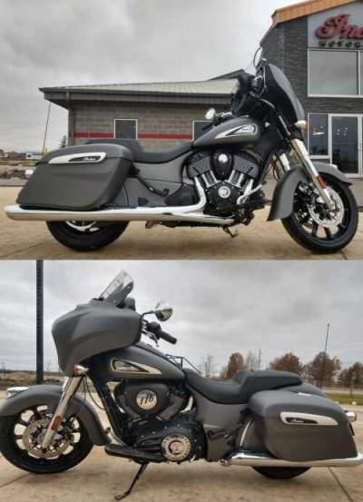 2020 Indian Chieftain® Tan for sale craigslist photo