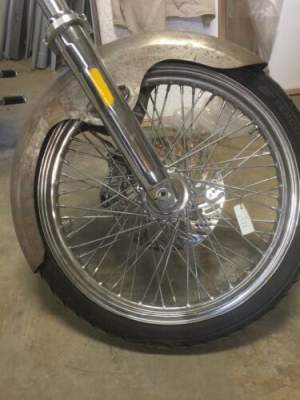 2008 Custom Built Motorcycles Chopper  for sale craigslist photo