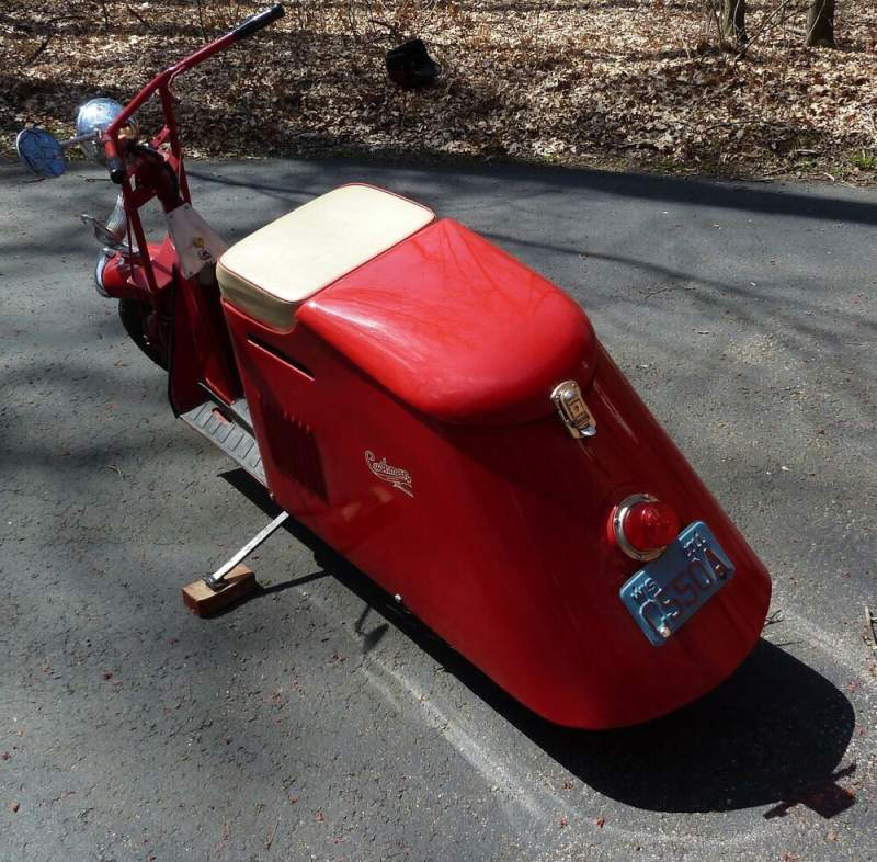 1950 Cushman pacemaker  for sale craigslist
