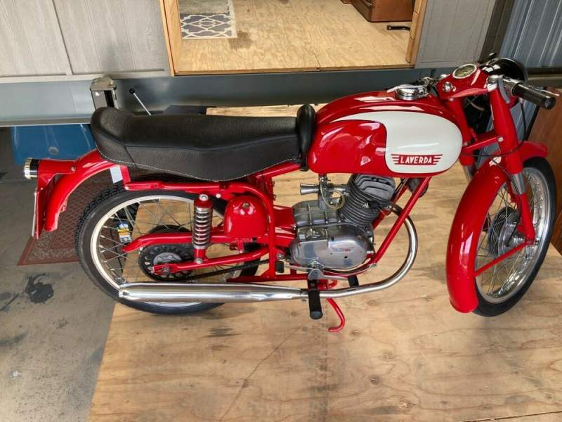 1957 Other Makes Sport Lusso Rossa Red and Blanco White used for sale craigslist
