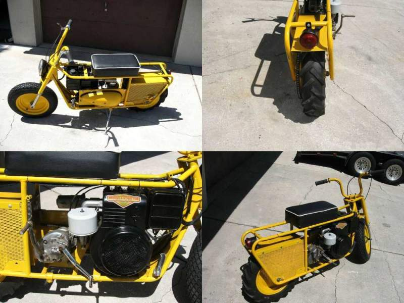 1963 Other Makes Mustang Trail Machine Yellow used for sale craigslist
