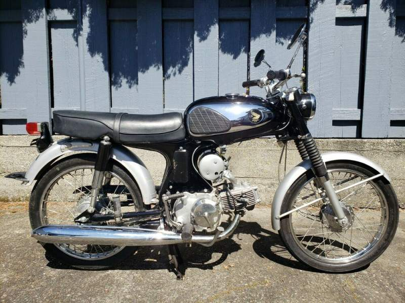 1965 Honda S90  for sale craigslist