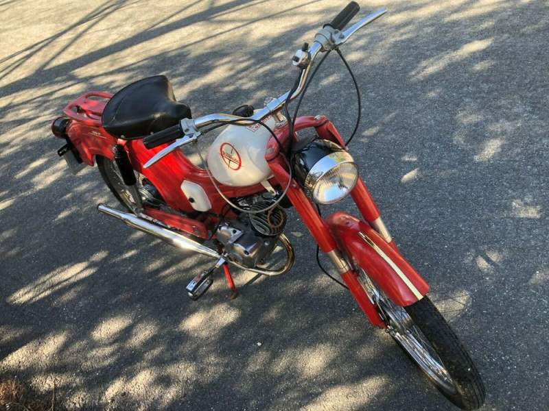 1965 Other Makes Ward Riverside 150-P Red used for sale craigslist