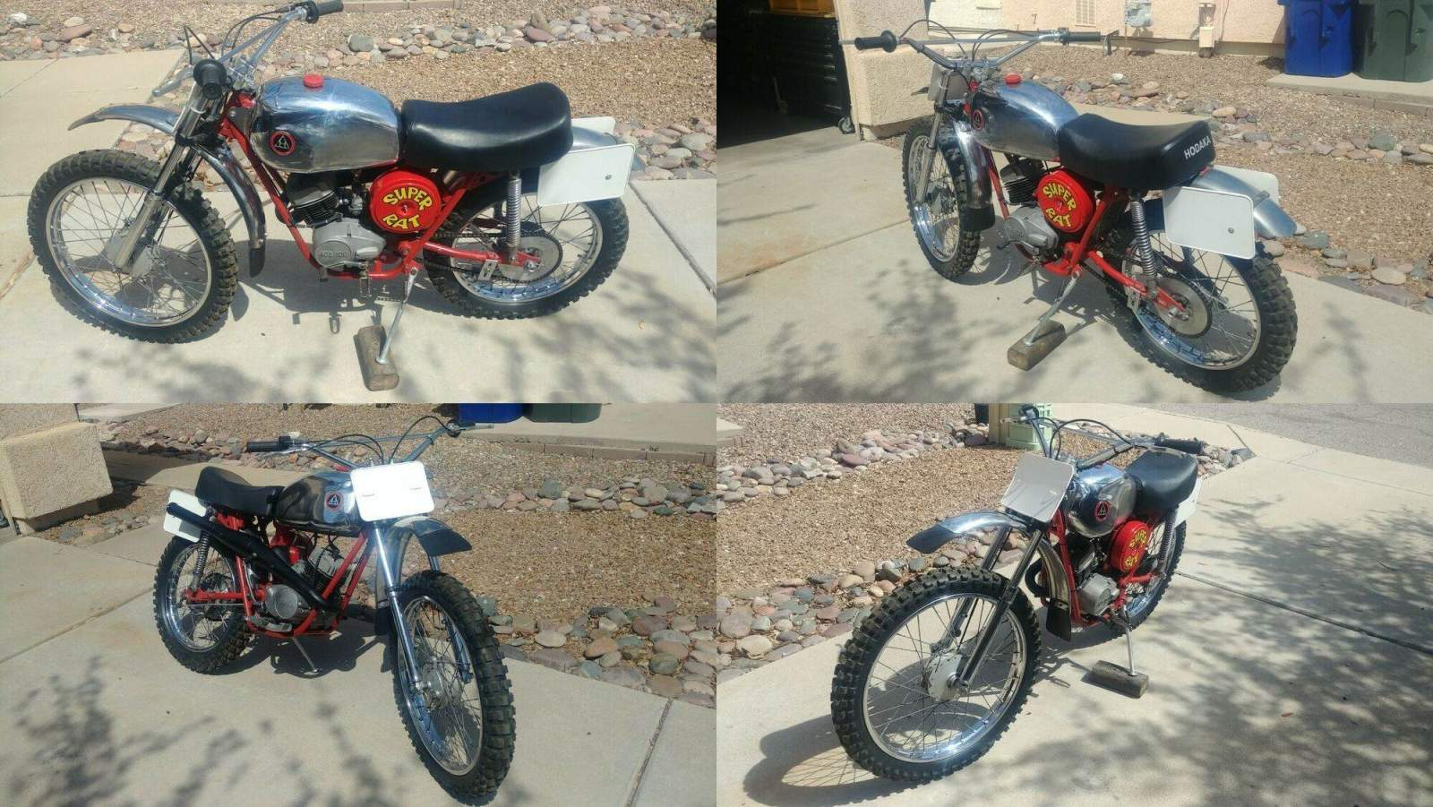 1968 Hodaka Ace 100  used for sale craigslist
