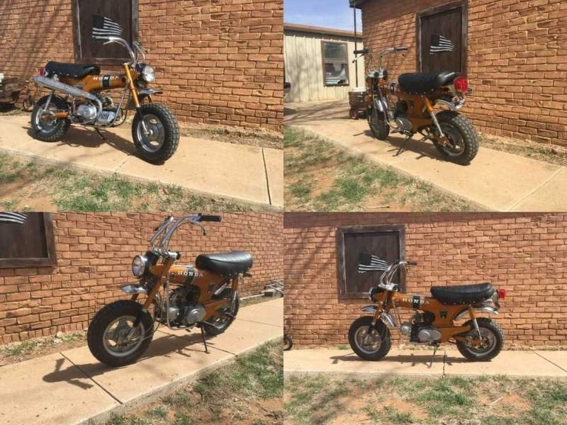1969 Honda CT   for sale craigslist