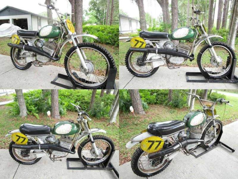1969 Other Makes Penton Six Day 125  for sale craigslist