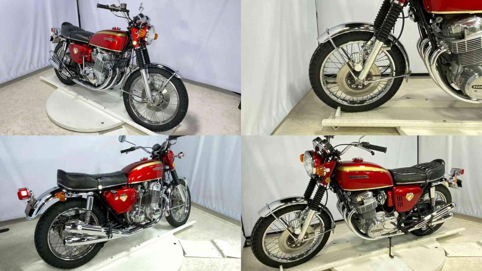 1970 Honda CB Stunning Ruby Red !!! used for sale craigslist