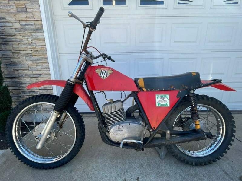 1970 Other Makes MAICO 125! Red used for sale craigslist