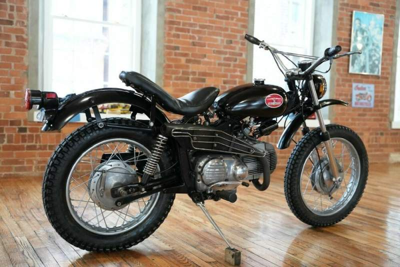 1971 Harley-Davidson Sprint 350 Black used for sale