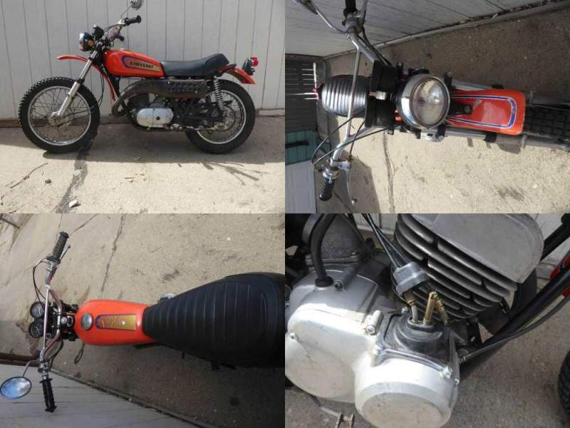 1971 Kawasaki Other  used for sale craigslist