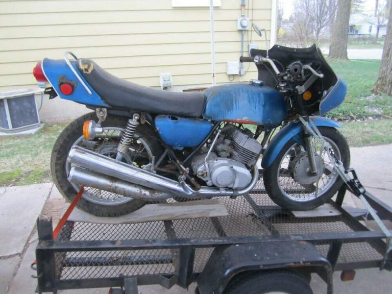 1972 Kawasaki Other  used for sale