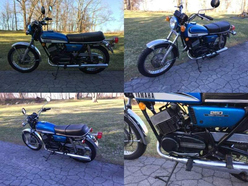 1973 Yamaha Other  used for sale craigslist
