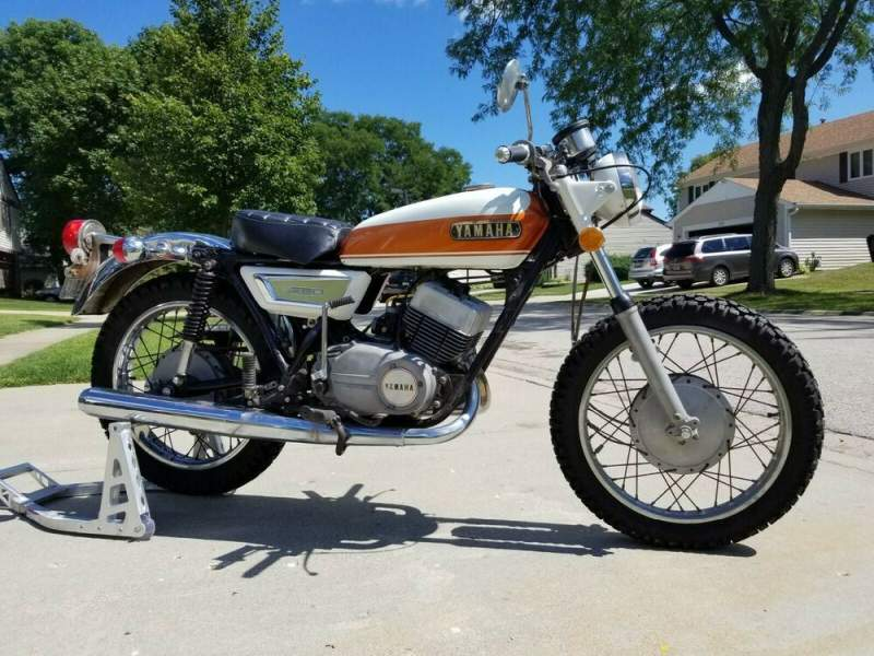 1973 Yamaha Other  used for sale