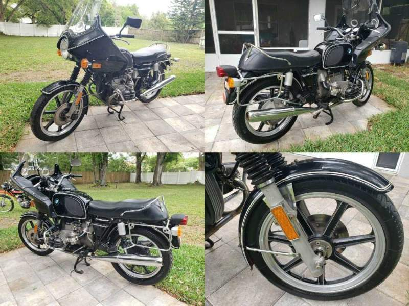 1974 BMW R-Series Black used for sale