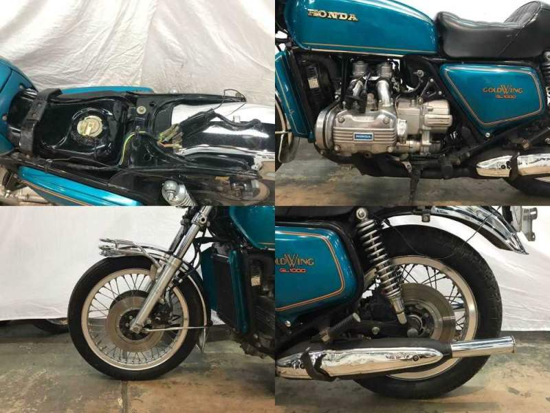 1975 Honda Gold Wing  used for sale craigslist