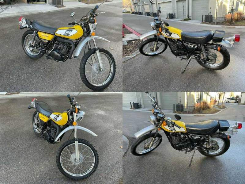 1975 Yamaha Other  used for sale