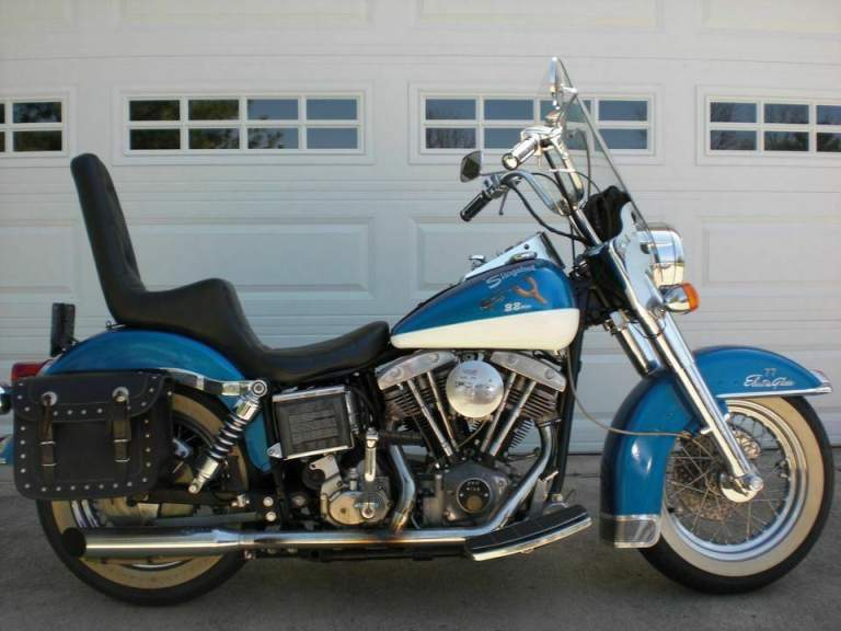 1977 Harley-Davidson Touring  used for sale craigslist