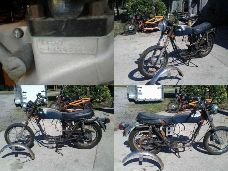 1977 Triumph Bonneville  used for sale craigslist