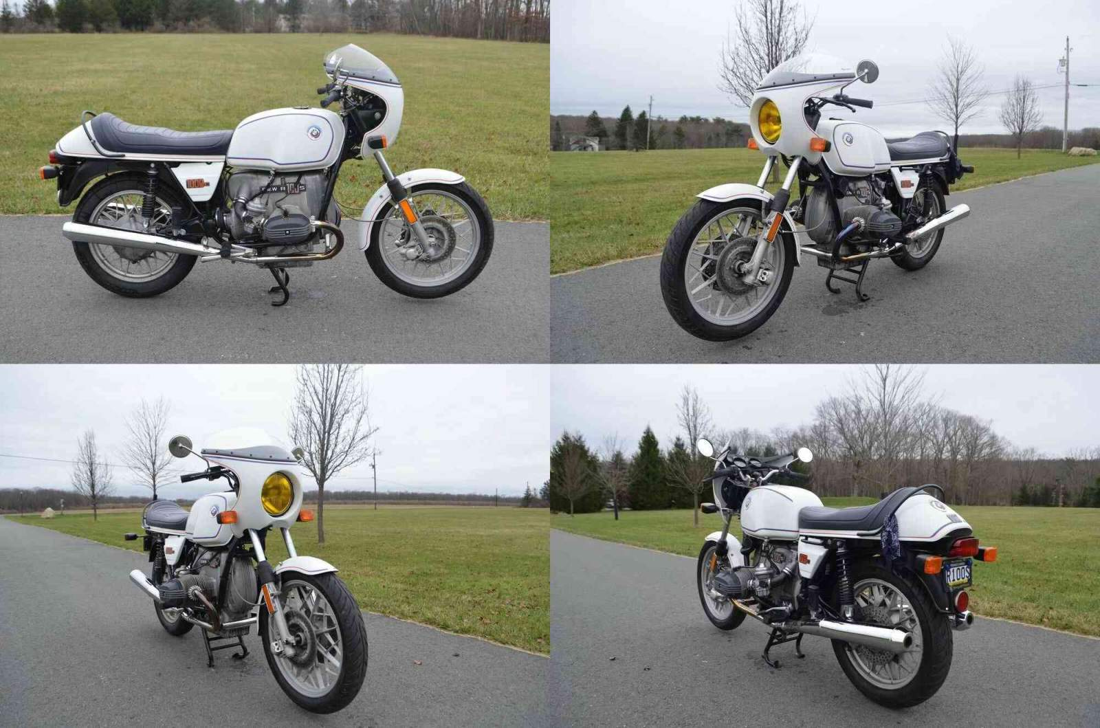 1978 BMW R-Series White used for sale craigslist