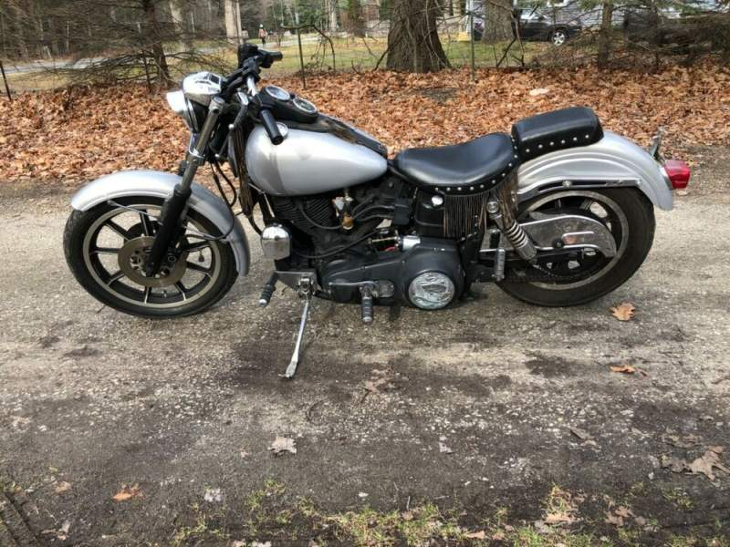 1979 Harley-Davidson Low Rider  used for sale
