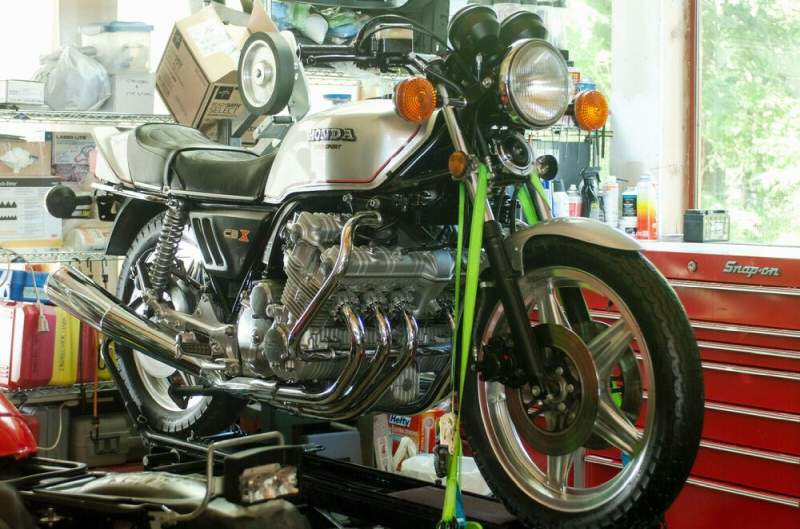 1979 Honda CBX SS Silver used for sale craigslist