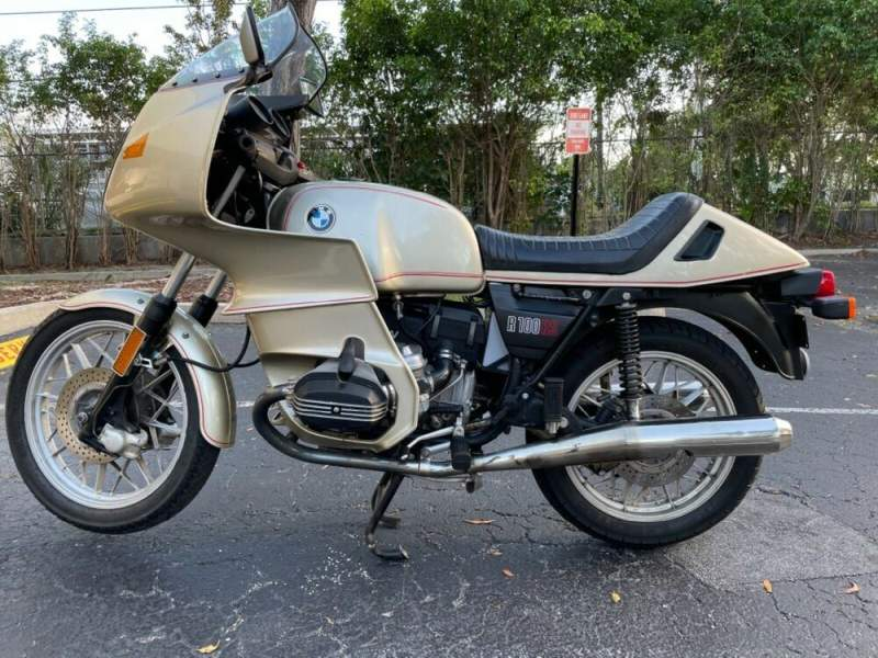 1980 BMW R-Series Gray used for sale craigslist