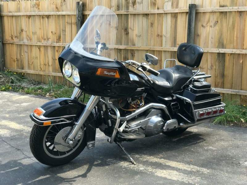1980 Harley-Davidson Touring  used for sale craigslist