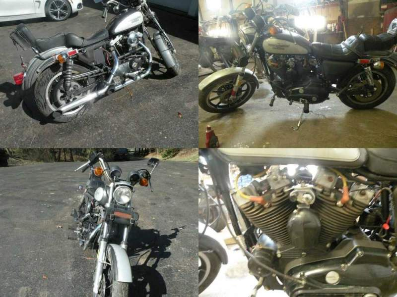 1981 Harley-Davidson Sportster  used for sale craigslist