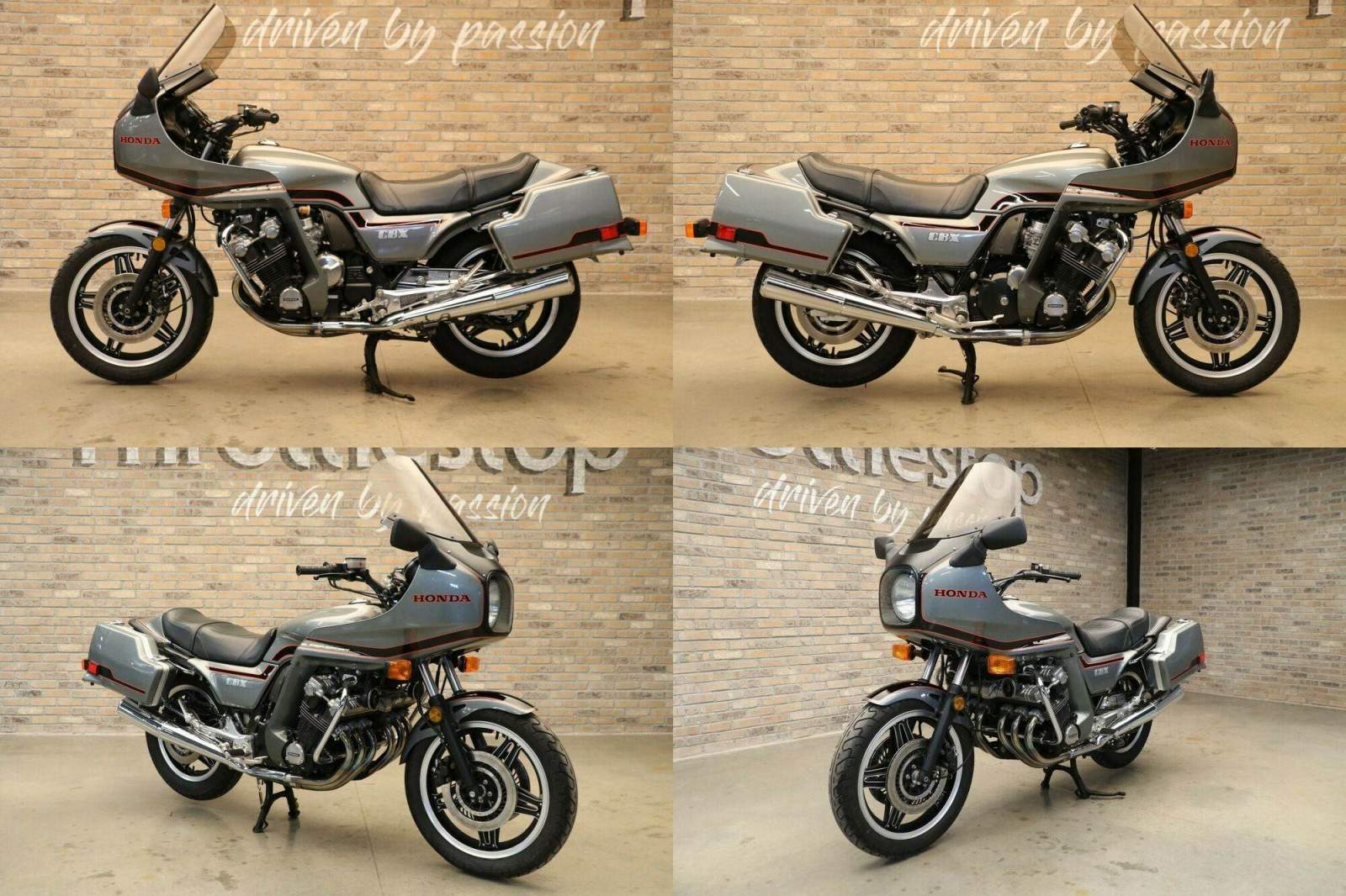 1981 Honda CBX Super Sport Gray used for sale craigslist