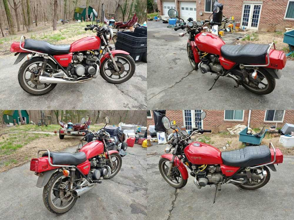 1981 Kawasaki Other  used for sale