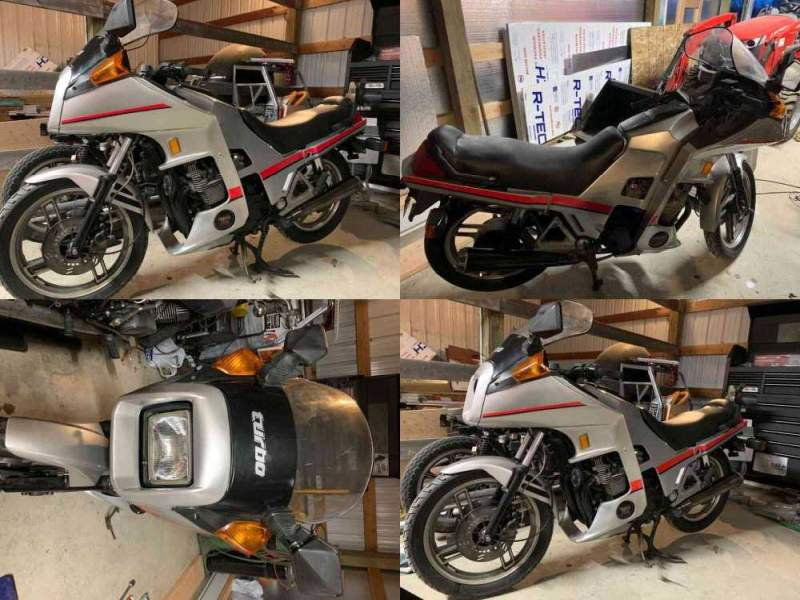 1982 Yamaha XJ6 Silver used for sale