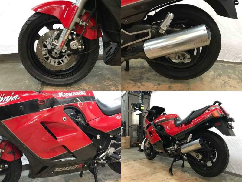 1986 Kawasaki Ninja  used for sale craigslist