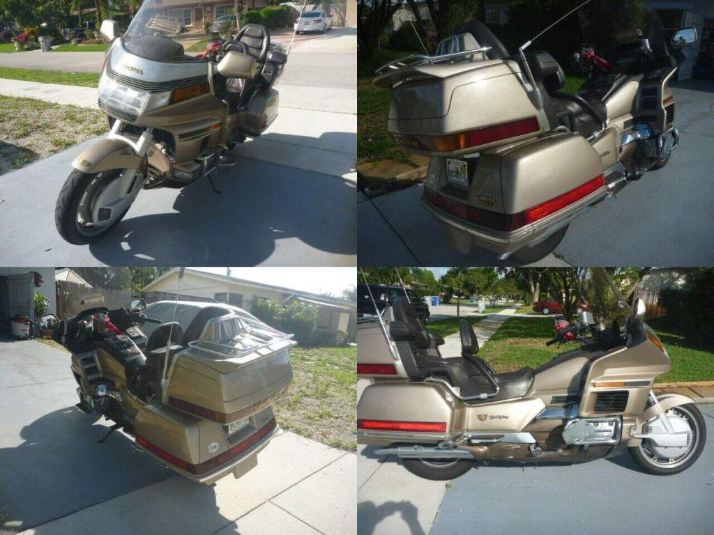 1988 Honda Gold Wing  used for sale