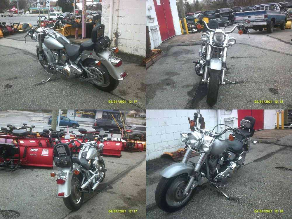 1990 Harley-Davidson Other Silver used for sale