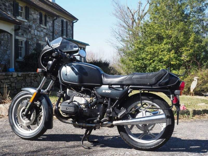 1991 BMW R-Series Black used for sale