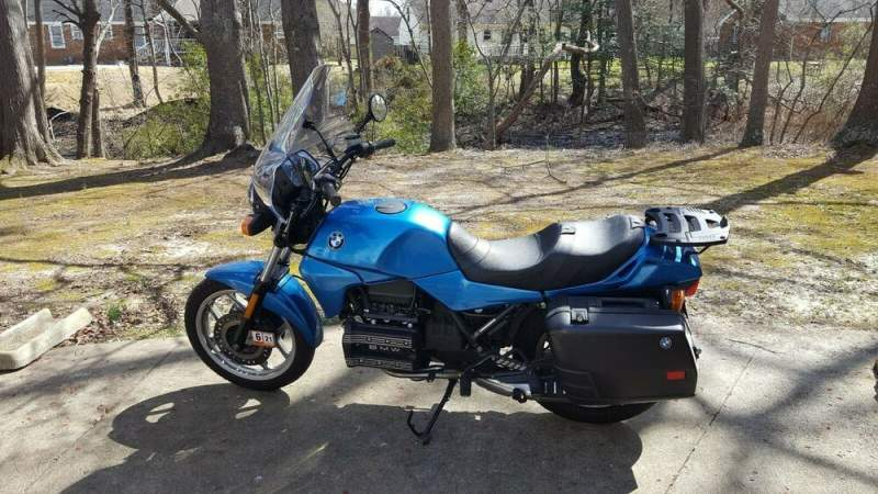 1993 BMW K75 Blue (Paint Code 690) used for sale craigslist