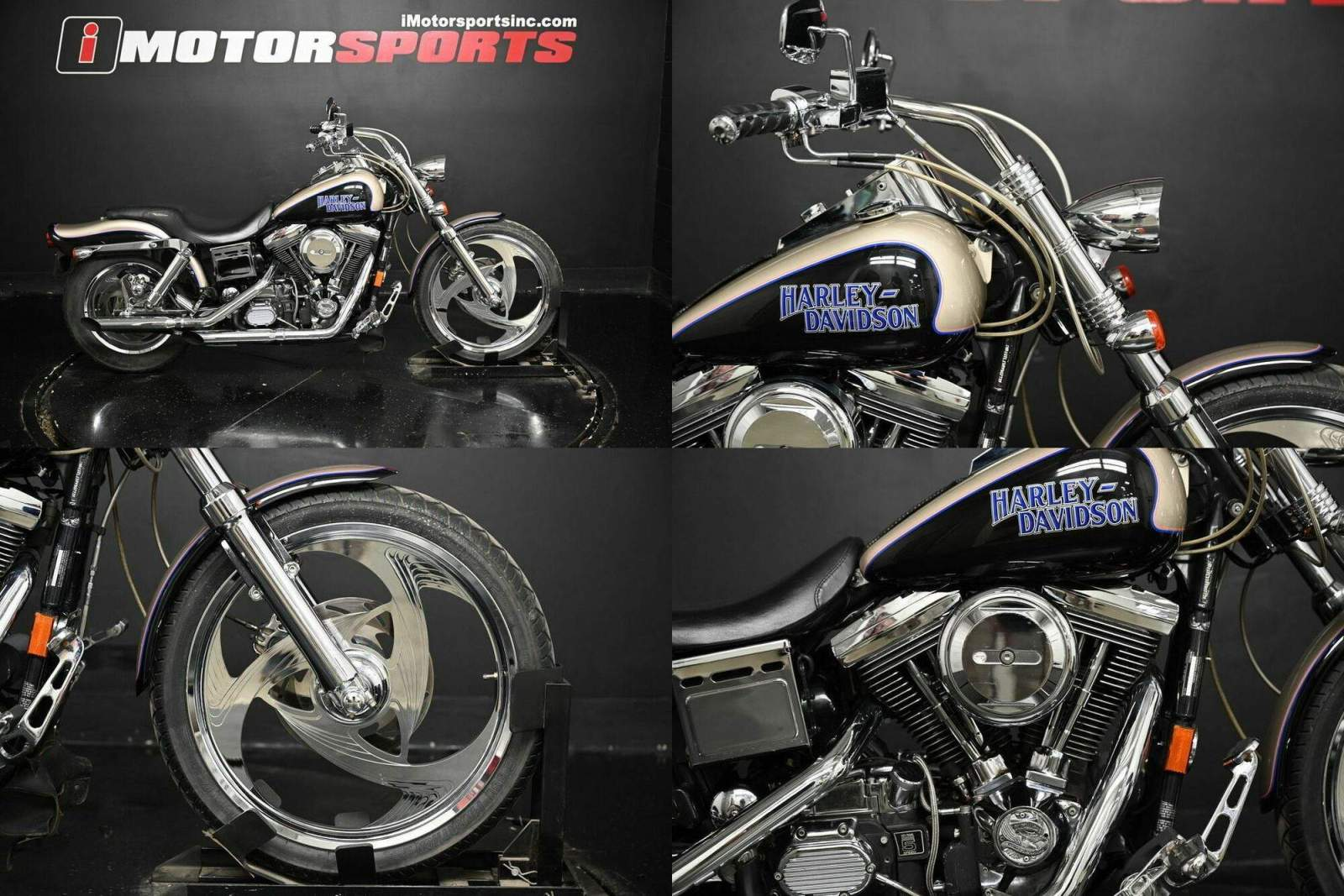 1994 Harley-Davidson Dyna -- used for sale craigslist