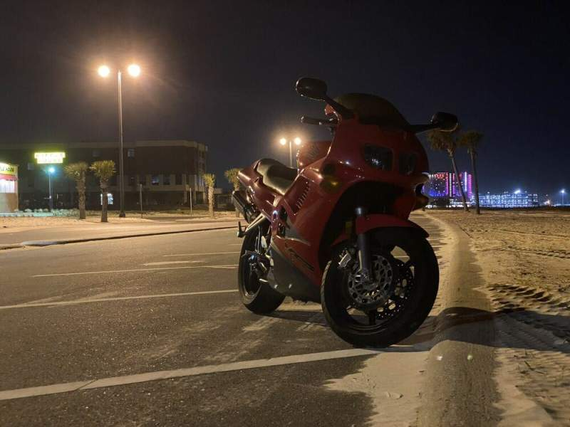 1994 Honda VFR750R Red used for sale