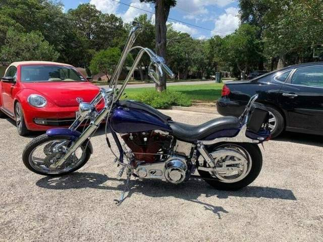 1995 Harley-Davidson Other Purple used for sale