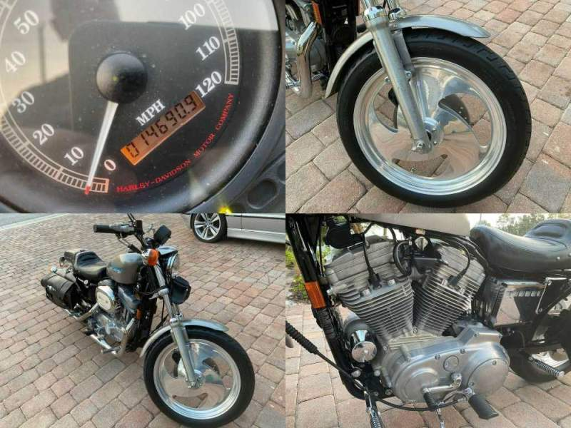 1996 Harley-Davidson Sportster  used for sale craigslist