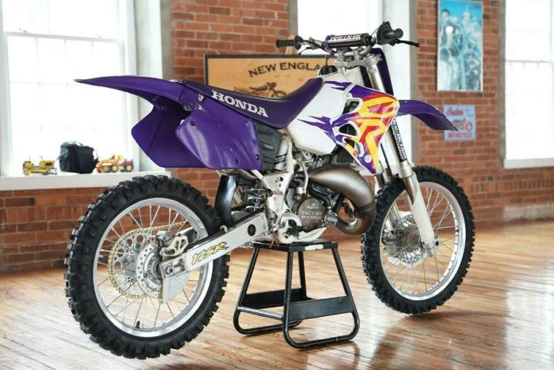 1997 Honda CR Purple used for sale craigslist