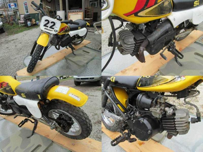 1998 Suzuki Other Yellow used for sale