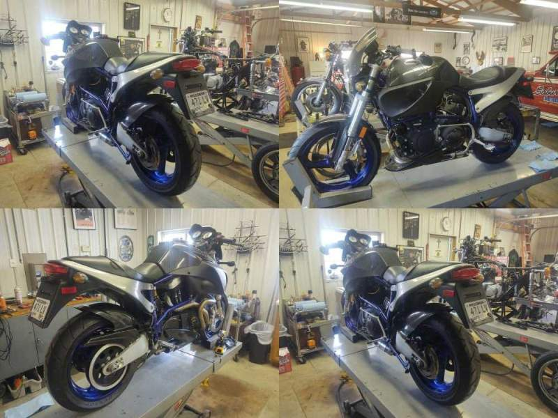 1999 Buell Lightning  used for sale