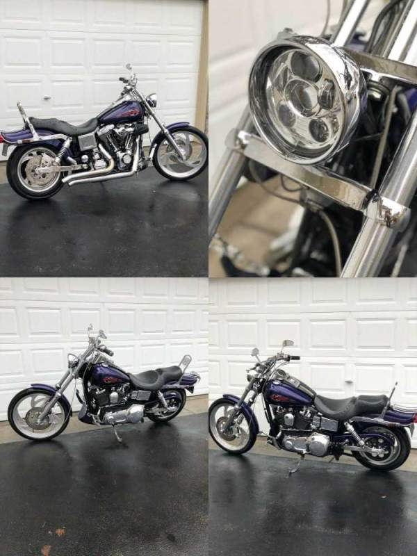 1999 Harley-Davidson Other Purple used for sale